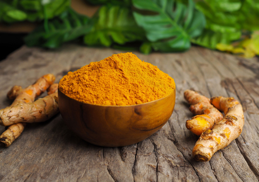 "Turmeric: ""The spice of life"""